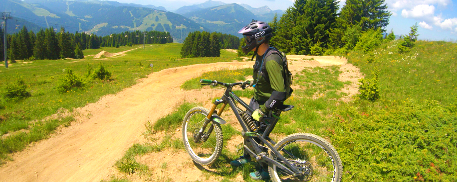 Mountain-biking-in-Morzine