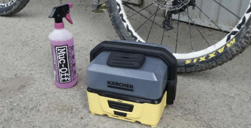 Best gifts for Mountain bikers - karcher