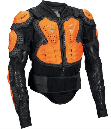 mountain bike body armour