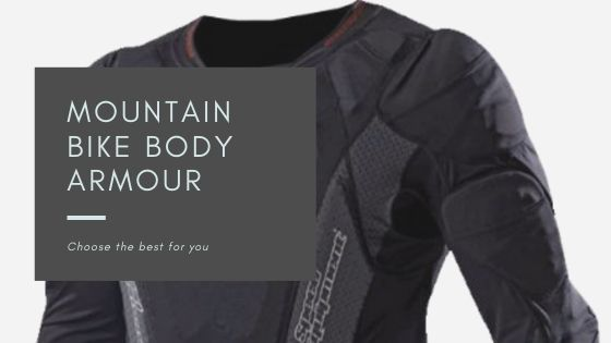 Mountain Bike Body Armour - cover