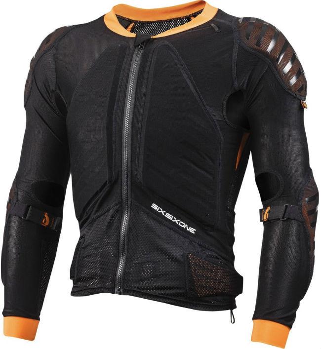 SixSixOne Evo Compression Jacket