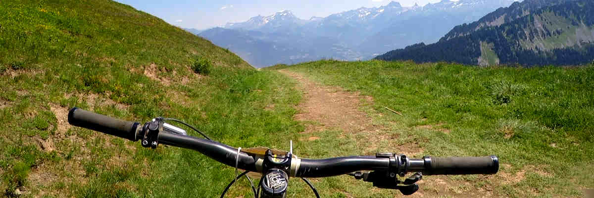 Mountain Bike Handlebars: How to choose the right ones for you
