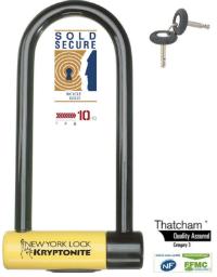 types of bike lock