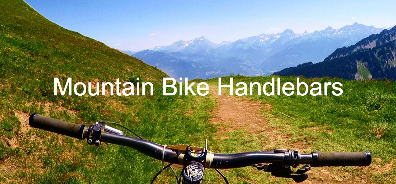 mountain bike handlebars