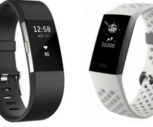 Fitbit Charge 2 vs Fitbit Charge 3