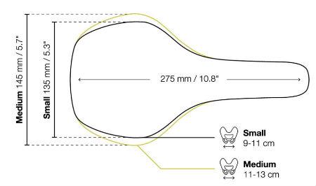 mountain bike saddles