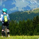 Mountain Biking in Samoëns: A break from the bike parks