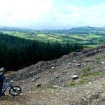 Mountain Biking North Wales: Llandegla