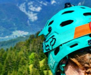 mountain bike helmet
