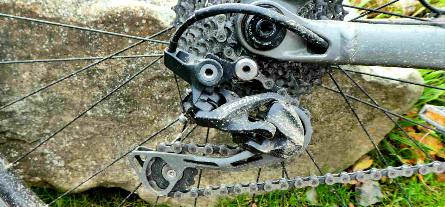 mountain bike derailleur