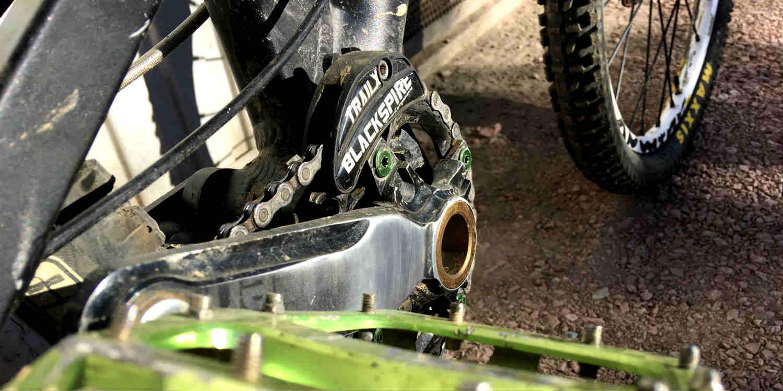 mountain bike crankset