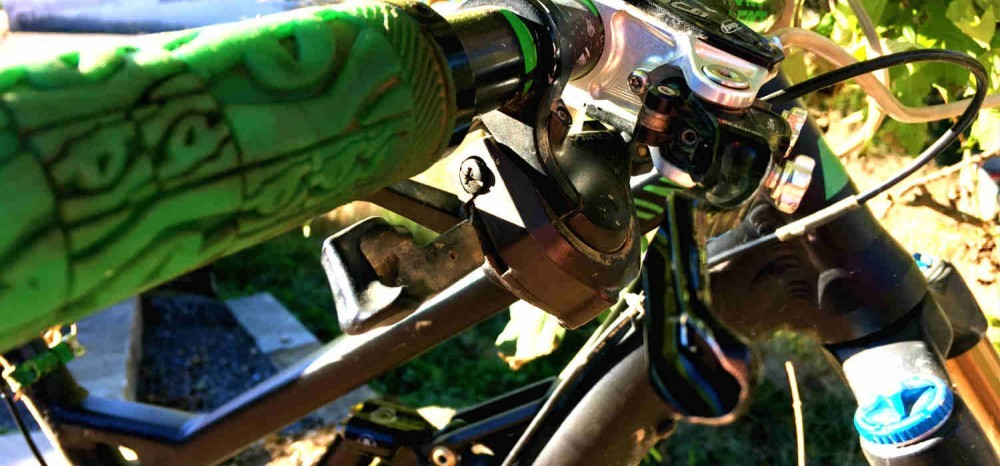 mountain bike gear shifters
