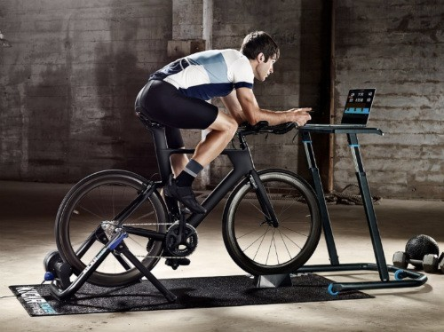 Wahoo Kickr bike trainer