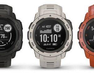 Garmin Instinct GPS Watch: Cheapest Garmin Outdoor Sports Watch