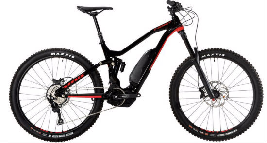 New Vitus E-Sommet Electric Mountain Bike