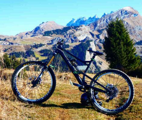 mountain bike hacks