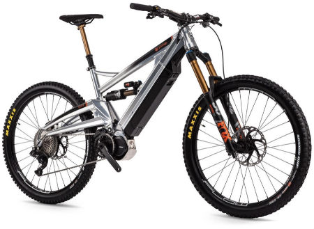 2020 Orange electric mountain bikes