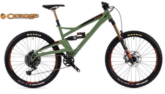 2020 ORANGE MOUNTAIN BIKES