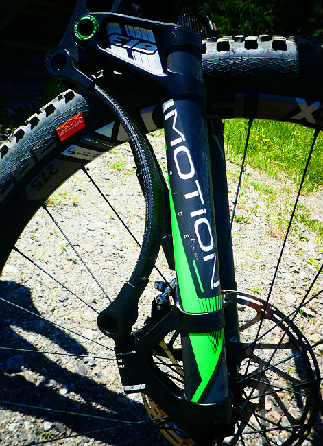 Motion Ride Fork: Ridden & Tested