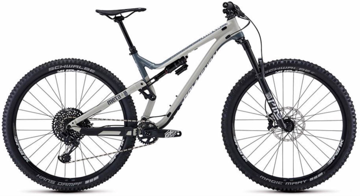 2020 commencal meta race