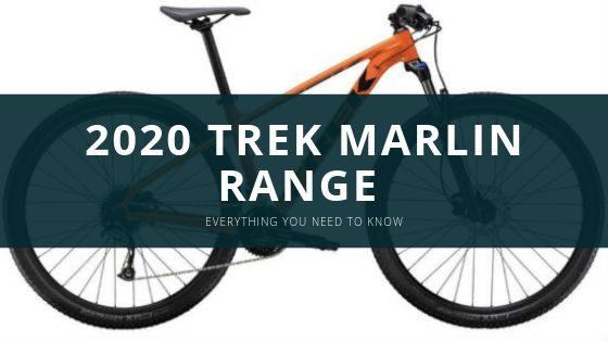2020 trek marlin