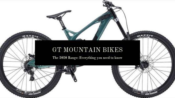 GT Mountain Bikes: My Breakdown of The 2020 Range