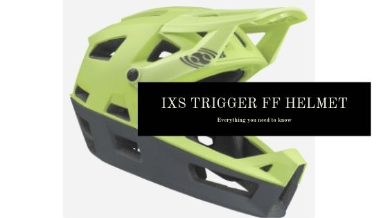 IXS Trigger Helmet: What you need to know