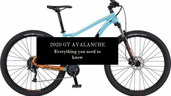 2020 GT Avalanche: Everything you need to know