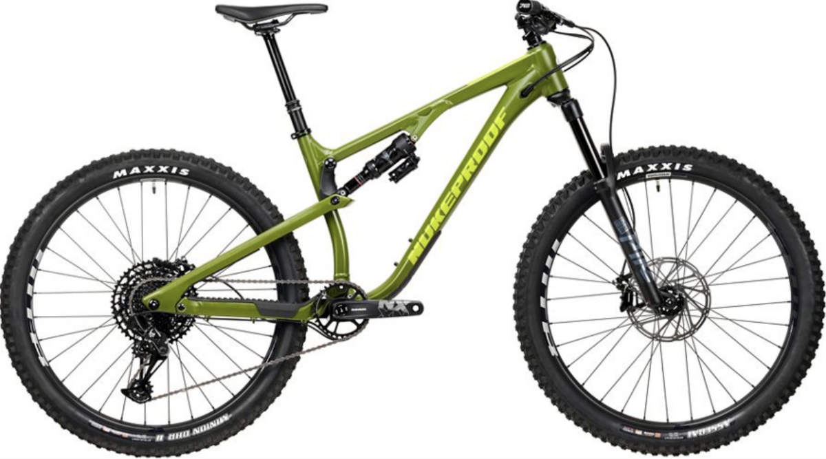 2020 Nukeproof Reactor 275 Expert Alloy