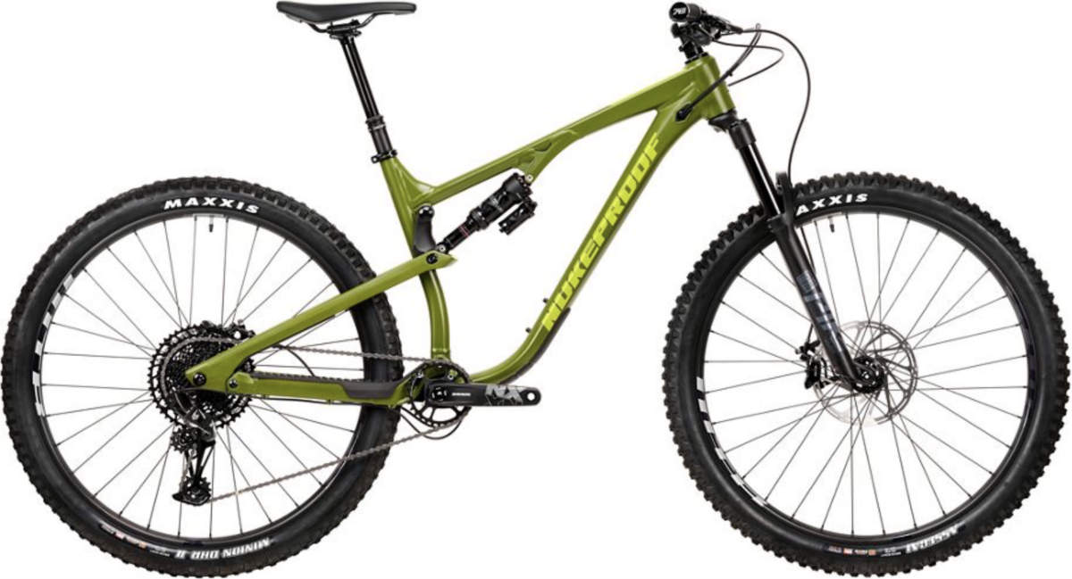 2020 Nukeproof Reactor 290 Expert Alloy