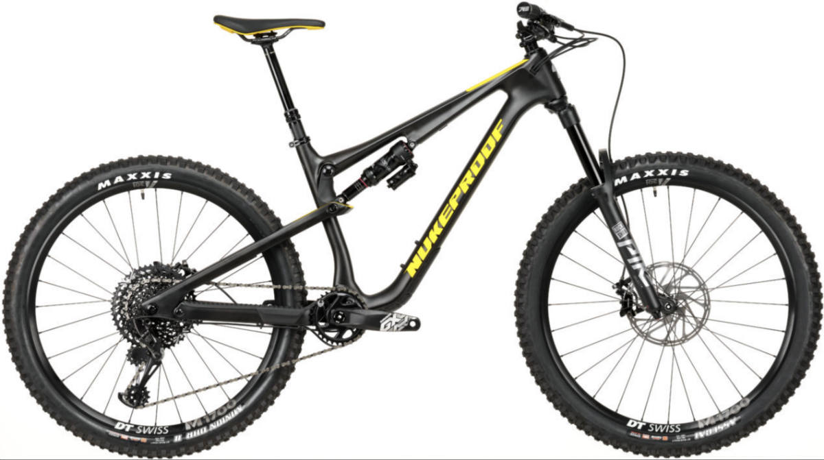 2020 Nukeproof Reactor