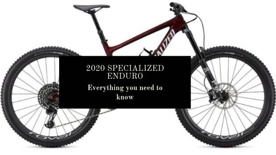 2020 Specialized Enduro: Everything you need to know