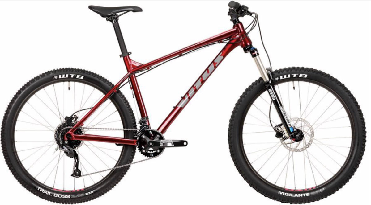 Best Hardtail Mountain Bikes 2020 - 2020 Vitus Nucleus