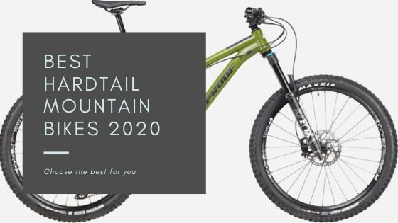 Best Hardtail Mountain Bikes 2020 = cover