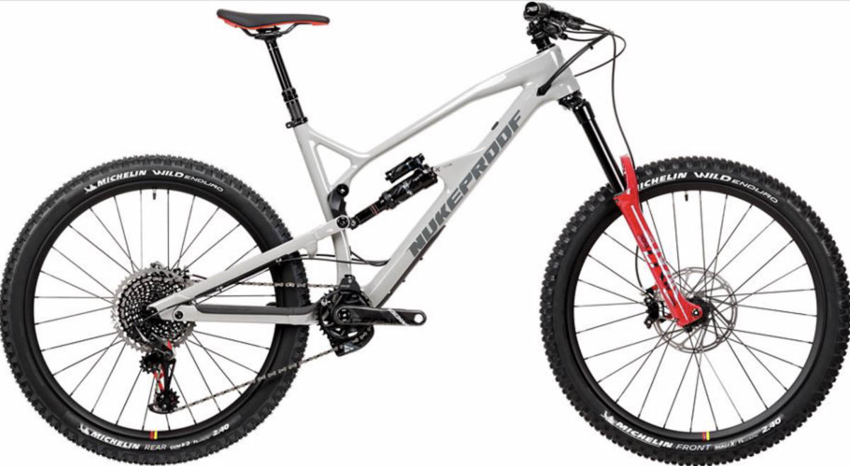 2020 Nukeproof Mega 275 RS