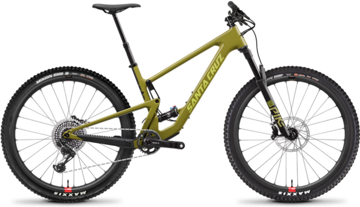 2020 Santa Cruz Tallboy Carbon CC X01 Reserve