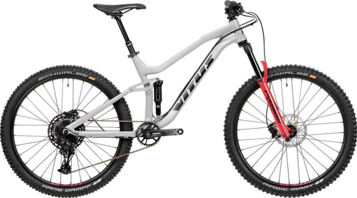 2020 Vitus - Mythique 275 VRX white