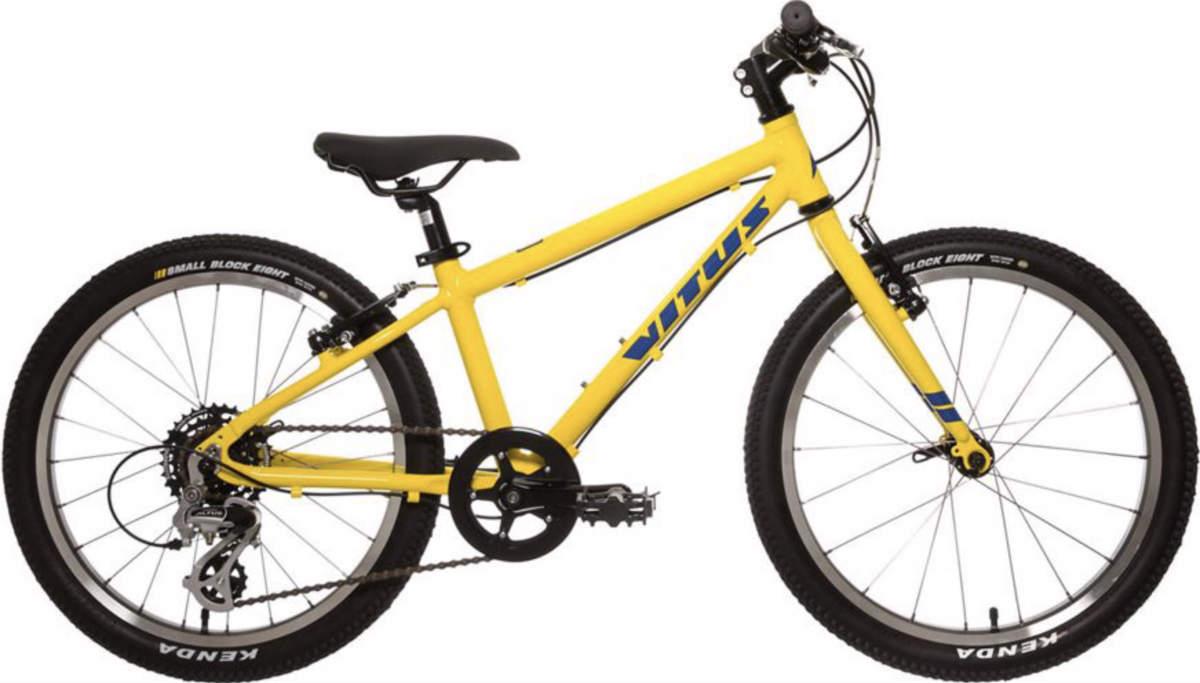 Best mountain bike for kids - Vitus Nippy balance bike - Vitus 20 kids bike