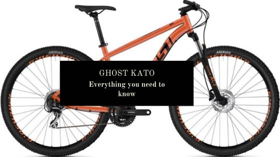 2020 Ghost Kato: Everything you need to know