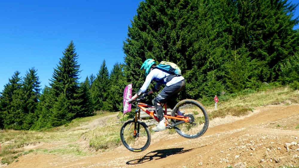 How To Get Your Partner In To Mountain Biking