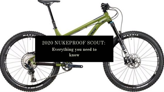 2020 Nukeproof Scout Everything you need to know