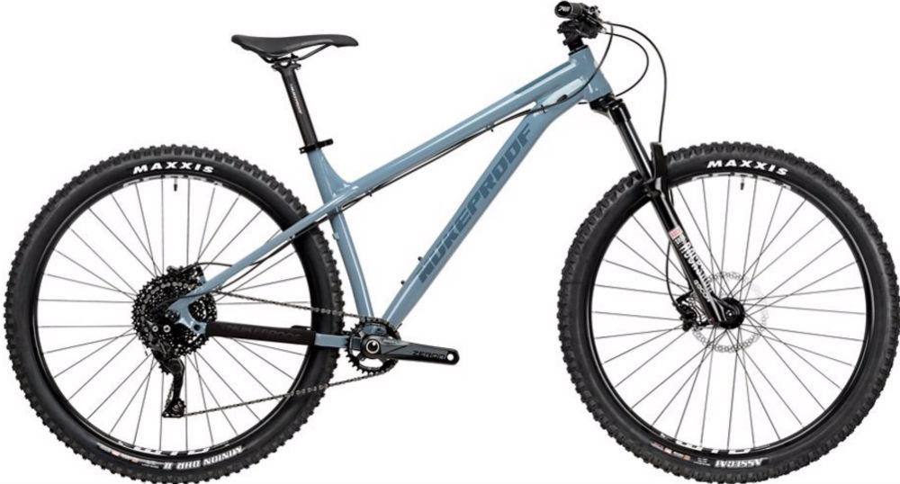 2020 Nukeproof Scout 290 Race
