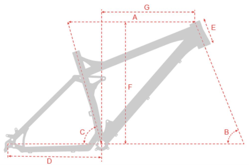 Vitus Sommet Geometry