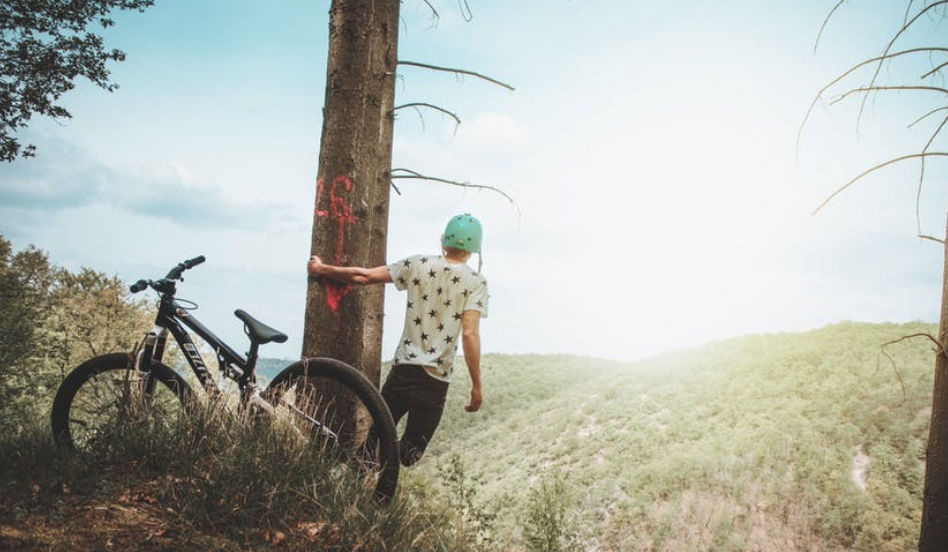 What is a trail mountain bike