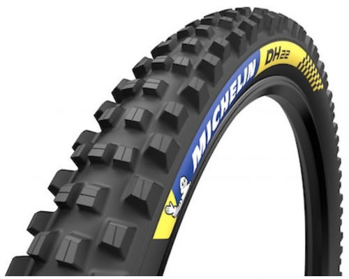 Michelin DH22 downhill tyre
