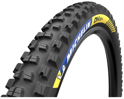 Michelin DH34 downhill tyre
