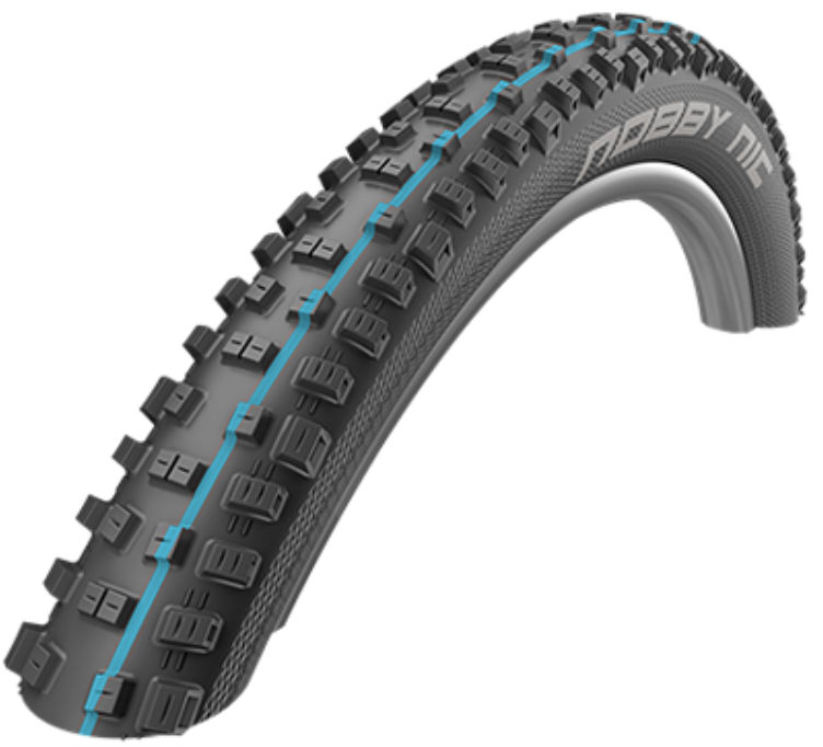 Schwalbe Nobby Nic mountain bike tyres