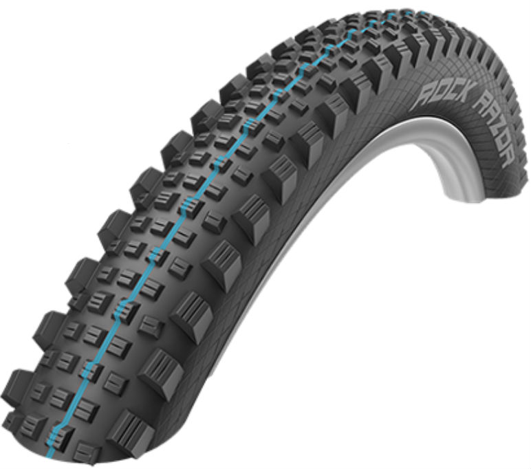 Schwalbe Rock Razor mountain bike tyre