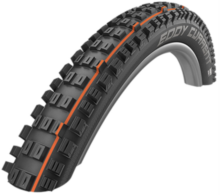 Schwalbe Eddy current mountain bike tyre