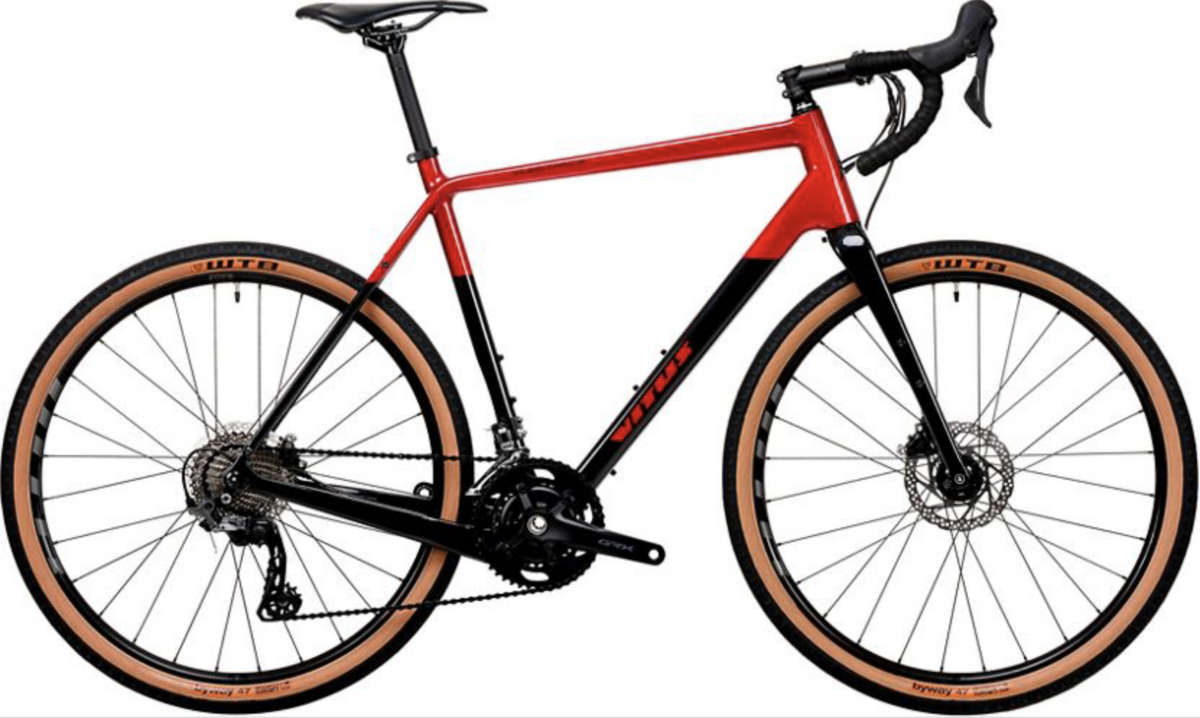 vitus gravel bike
